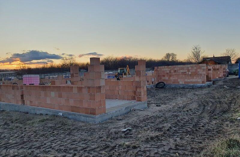 CSOK HÁZ - Építkezés 04