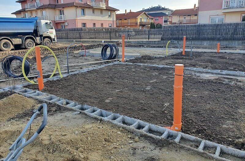 CSOK HÁZ - Építkezés 07