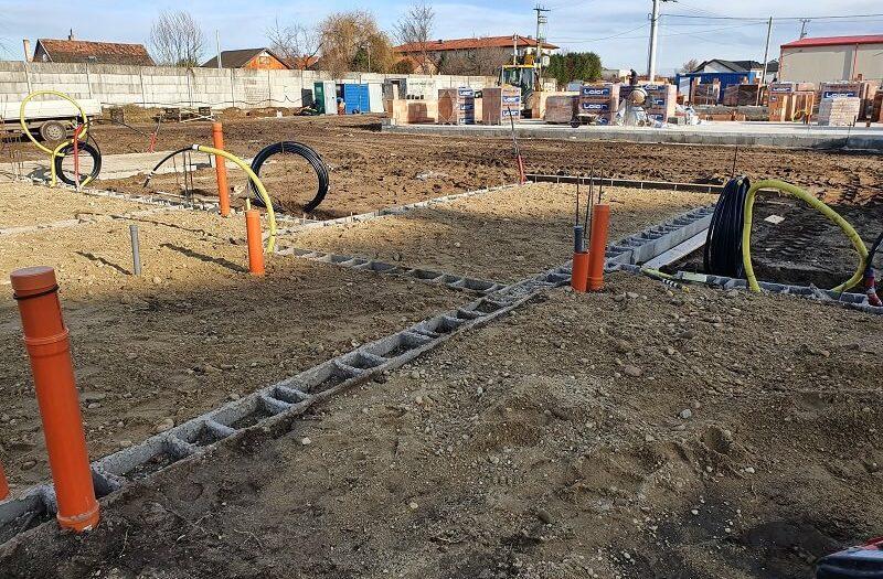 CSOK HÁZ - Építkezés 09