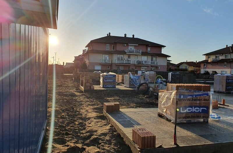 CSOK HÁZ - Építkezés 13