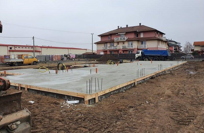 CSOK HÁZ - Építkezés 16