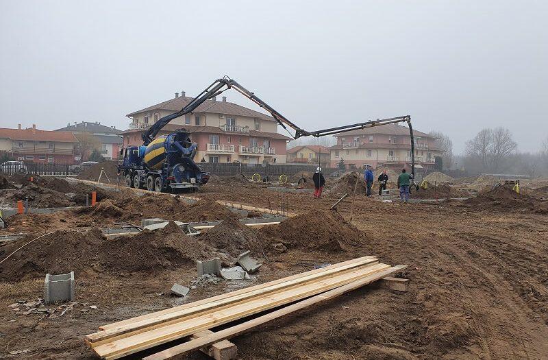 CSOK HÁZ - Építkezés 20