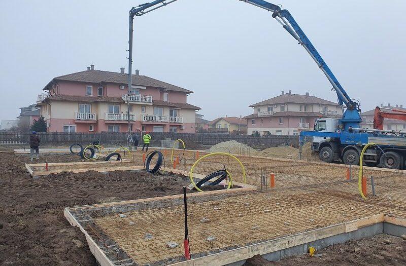CSOK HÁZ - Építkezés 23