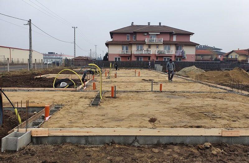 CSOK HÁZ - Építkezés 26