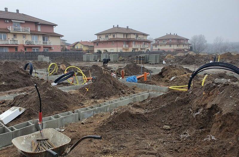 CSOK HÁZ - Építkezés 27