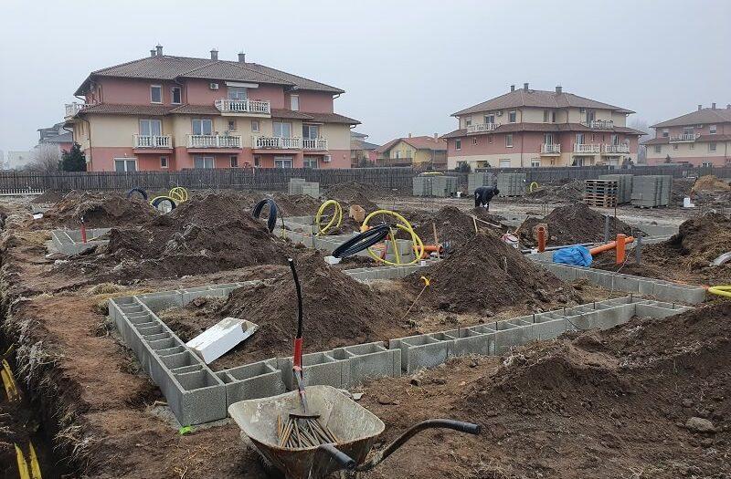 CSOK HÁZ - Építkezés 28